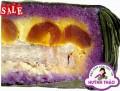 đặc sản cần thơ bánh tét lá cẩm hột vịt muối tôm khô