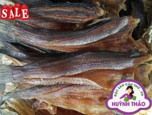 đặc sản cần thơ khô cá lóc cửng