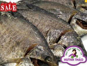 đặc sản cần thơ khô cá lóc sặc