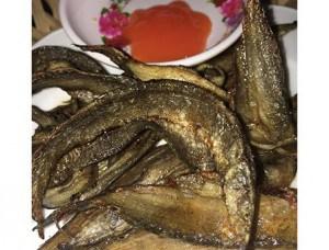 đặc sản cần thơ khô cá trạch