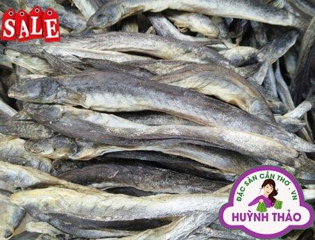 đặc sản cần thơ làm quà khô cá kèo
