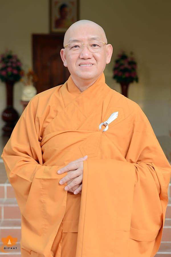 Trụ trì Thiền viện Trúc Lâm Phương Nam Cần Thơ